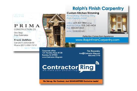 Full color business cards precision printing colourmoves